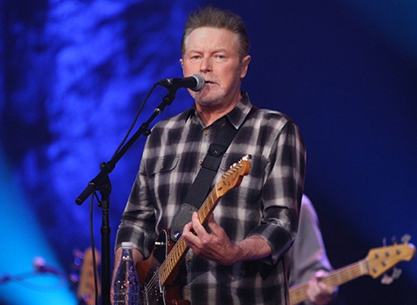 Don Henley at Harveys Outdoor Arena