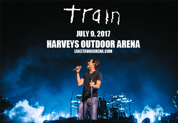 Train, Natasha Bedingfield & O.A.R. at Harveys Outdoor Arena