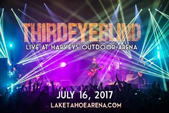 Third Eye Blind at Harveys Outdoor Arena