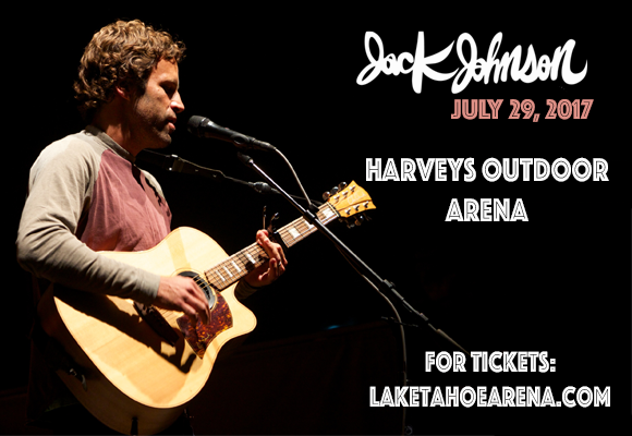 Jack Johnson at Harveys Outdoor Arena