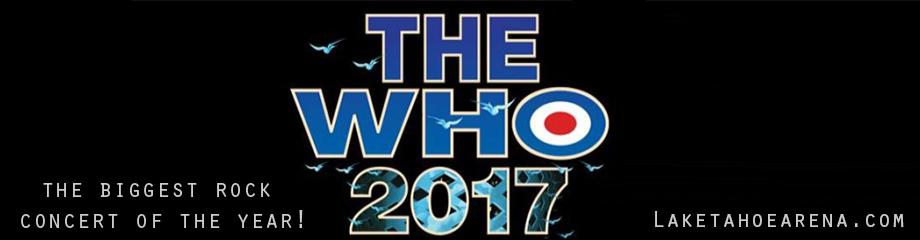 The Who at Harveys Outdoor Arena