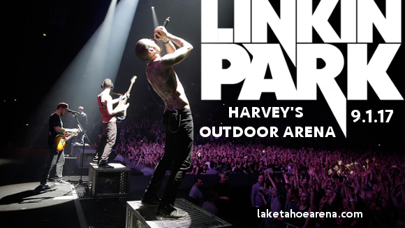 Linkin Park & Machine Gun Kelly at Harveys Outdoor Arena