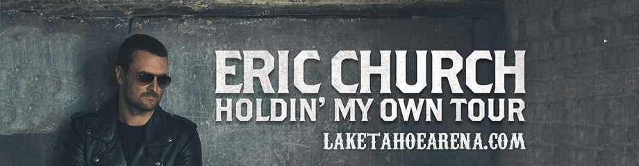 Eric Church at Harveys Outdoor Arena