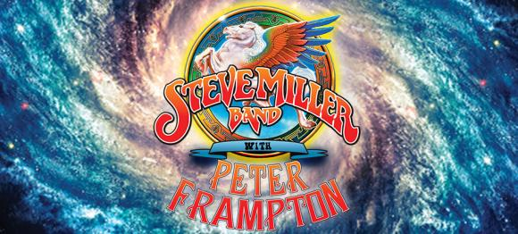 Steve Miller Band & Peter Frampton at Harveys Outdoor Arena