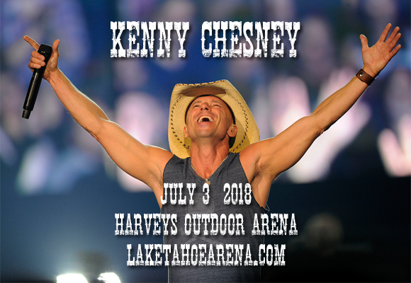 Kenny Chesney at Harveys Outdoor Arena