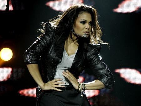 Janet Jackson at Harveys Outdoor Arena
