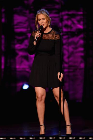 Amy Schumer at Harveys Outdoor Arena