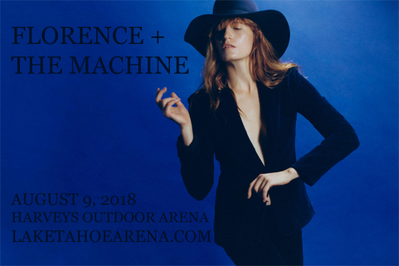 Florence and The Machine at Harveys Outdoor Arena
