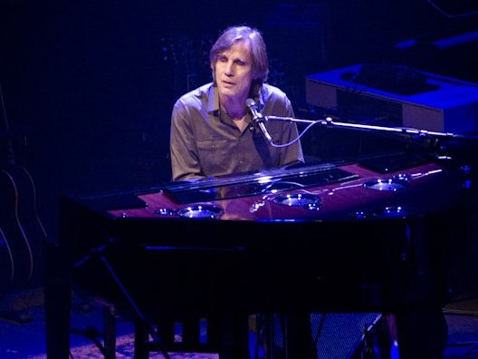 Jackson Browne at Harveys Outdoor Arena