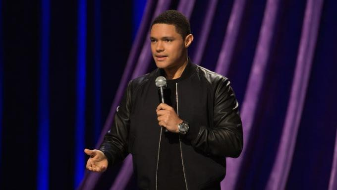 Trevor Noah at Harveys Outdoor Arena