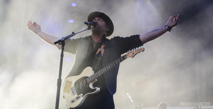Lee Brice at Harveys Outdoor Arena