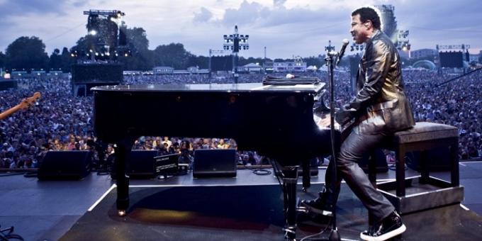 Lionel Richie at Harveys Outdoor Arena
