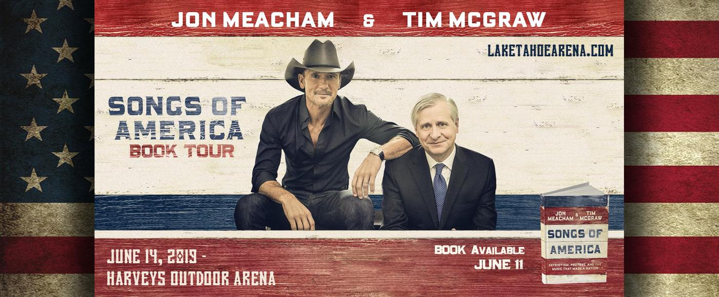 Tim McGraw at Harveys Outdoor Arena