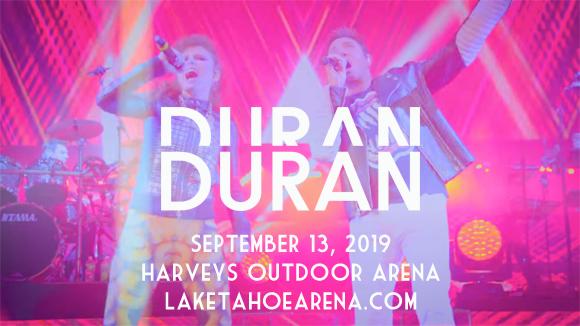 Duran Duran at Harveys Outdoor Arena