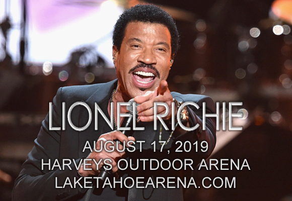 Lionel Richie at Harveys Outdoor Arena