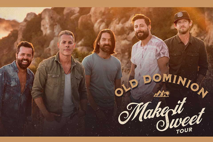 Old Dominion at Harveys Outdoor Arena