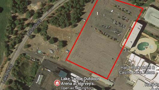 harveys outdoor arena parking